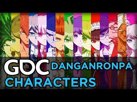 Danganronpa's Creator On Making Charming Characters