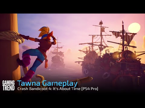 Crash Bandicoot 4: It's About Time - Tawna