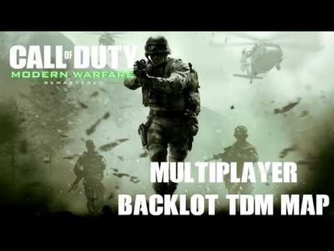 Call of Duty Modern Warfare Remastered - Breakout TDM [Gaming Trend]