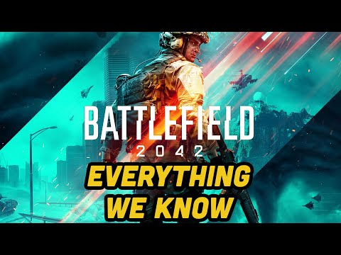 Battlefield 2042: Everything we know