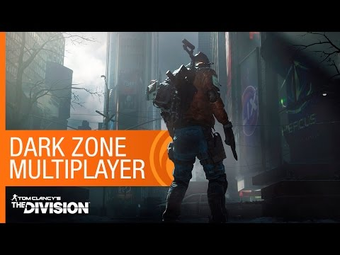 Tom Clancy's The Division DarkZone Multiplayer Reveal – E3 2015   Ubisoft [NA]