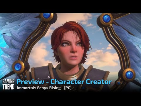Immortals Fenyx Rising - Character Creator Preview - PC [Gaming Trend]