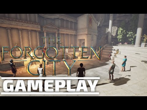 The Forgotten City -Cloud Version- Gameplay - Switch [Gaming Trend]