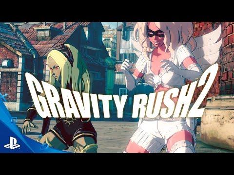 Gravity Rush 2 - NEW HEIGHTS Trailer | PS4