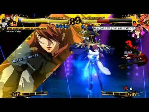 ATLUS Trailer: Persona 4 Arena