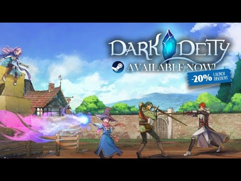 Dark Deity - Launch Trailer
