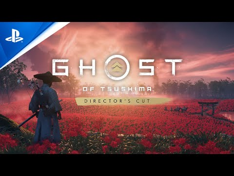 Ghost of Tsushima Director's Cut - Announcement Trailer | PS5, PS4