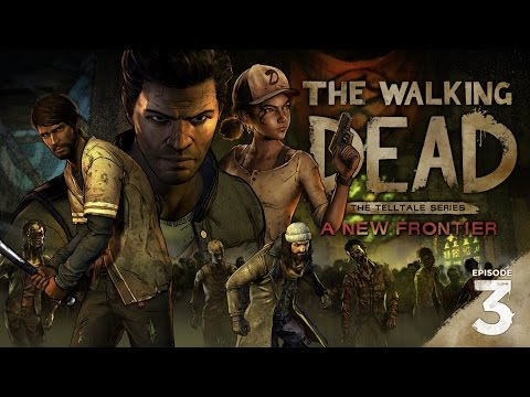 The Walking Dead: A New Frontier - Ep 3: Above the Law - Official Trailer