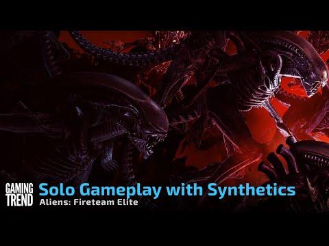 Aliens: Fireteam Elite - Solo Run Mission Part 1 on PC [Gaming Trend]