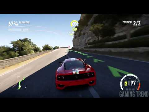 Forza Horizon 2 - Il Ticolore Aereo - Beat the Display Team