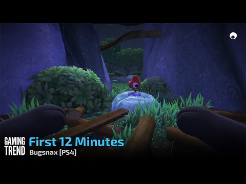 First 12 Minutes - Bugsnax [PS4] - [Gaming Trend]