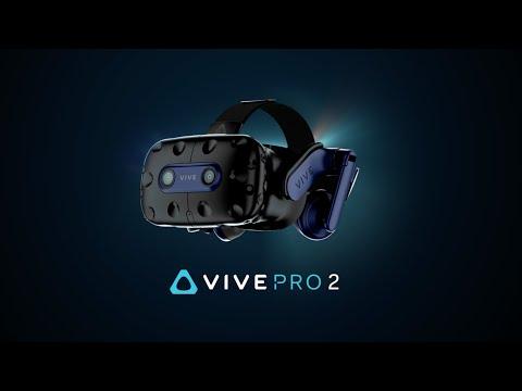 Meet VIVE Pro 2   VIVE