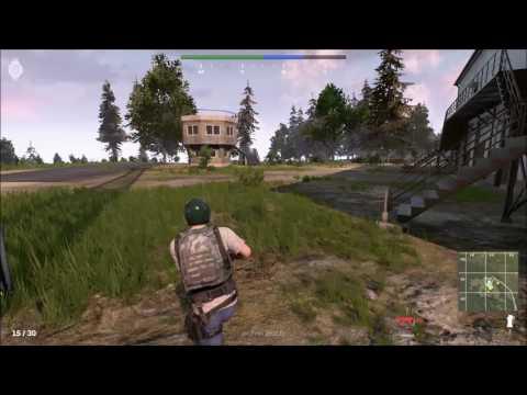 PLAYERUNKNOWN'S BATTLEGROUNDS - Alpha Gameplay [Gaming Trend]