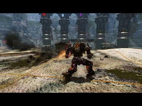 MechWarrior Online Solaris 7 Teaser Trailer.