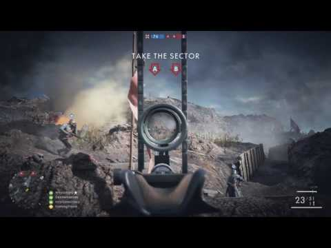 Battlefield 1: They Shall Not Pass - Operations on Fort de Vaux [Gaming Trend]