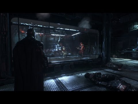 Official Batman: Arkham Knight Gameplay Video – Time To Go To War