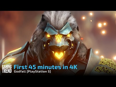 Godfall - First 45 minutes in 4K on PlayStation 5 [Gaming Trend]