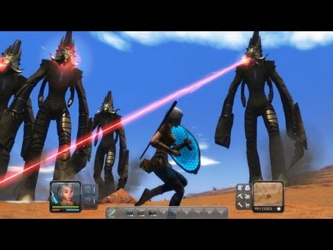 Planet Explorers a0.5 Adventure Trailer