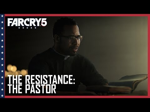 Far Cry 5: Official The Resistance: Pastor Jerome Jeffries Trailer | Ubisoft [NA]