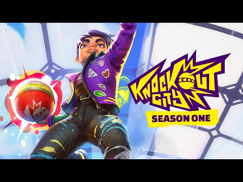Welcome to Knockout City — Official Season 1 Trailer