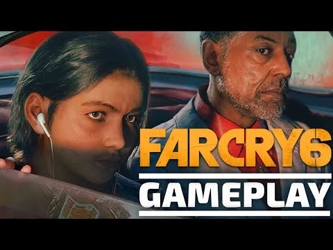 Far Cry 6 Side by Side Comparison on PC, PS5, and XSX [Gaming Trend]