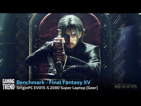 OriginPC EVO-15S - Final Fantasy XV Benchmark [Gaming Trend]
