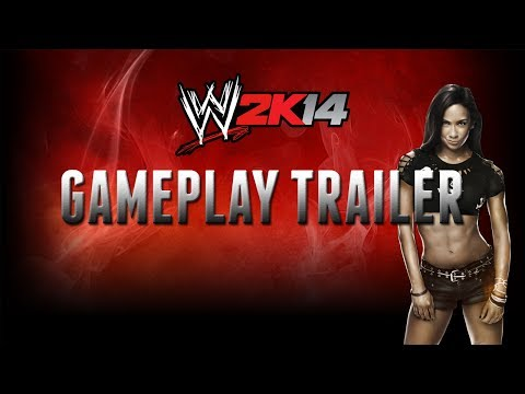 Exclusive WWE 2K14 Gameplay Trailer (Official)