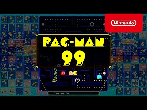 PAC-MAN™ 99 - Announcement Trailer - Nintendo Switch