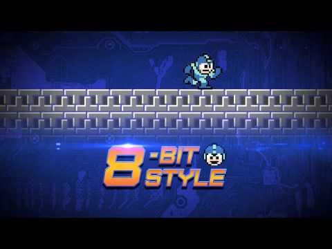 Mega Man Legacy Collection Trailer PEGI