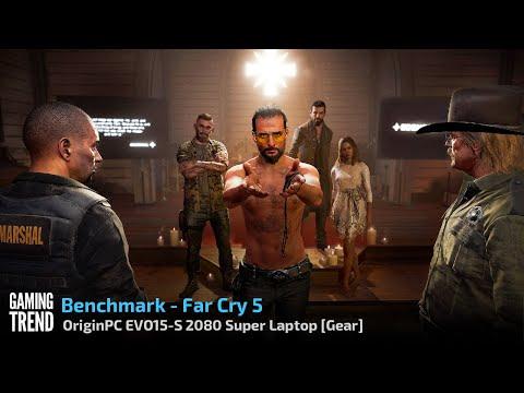 OriginPC EVO-15S - Far Cry 5 Benchmark [Gaming Trend]