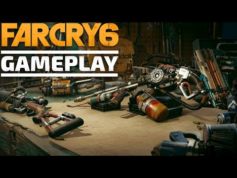 Far Cry 6 Upgrading Camps on PC [Gaming Trend]