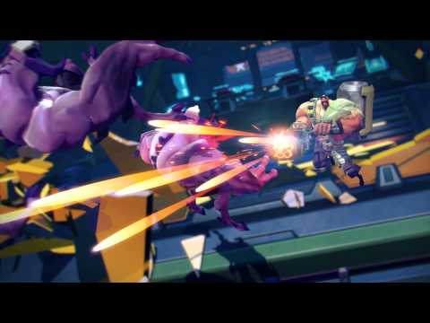 Battleborn E3 2015 Badass Trailer