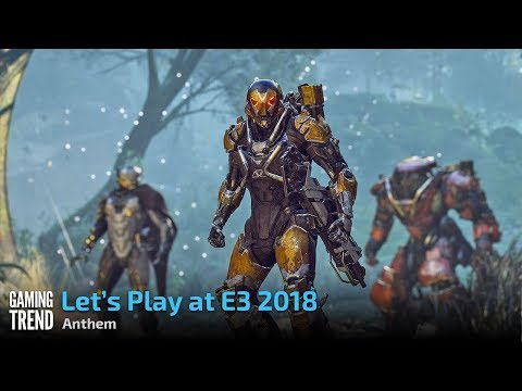 Anthem - Preview - E3 2018 - [Gaming Trend]