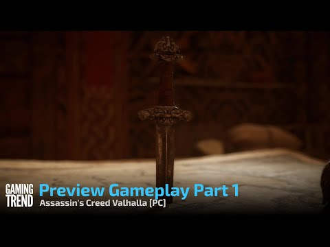 Assassin's Creed Valhalla Preview Part 1/10 - PC [Gaming Trend]