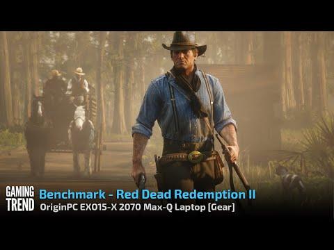 OriginPC EON15-X 2070 Max-Q AMD Laptop - Benchmark - Red Dead Redemption II [Gaming Trend]