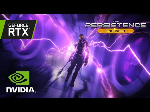 The Persistence   Official GeForce RTX Reveal Trailer