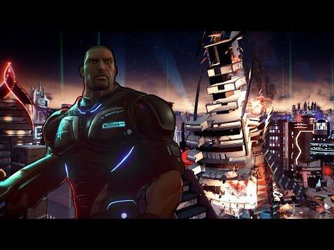 17 Minutes of Explosive Crackdown 3 Gameplay - Gamescom 2015