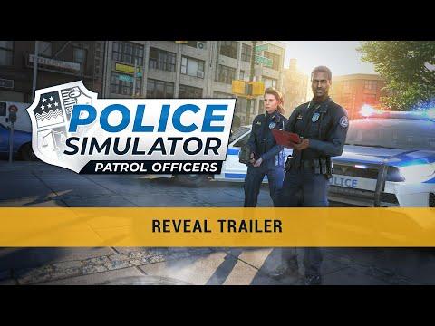 Police Simulator: Patrol Officers – Reveal Trailer