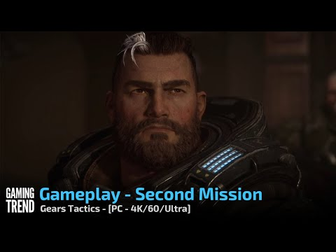 Gears: Tactics - Mission 2 Equipment and Levels - PC [Gaming Trend]