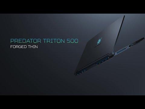 Predator Triton 500 Gaming Laptop – Forged Thin