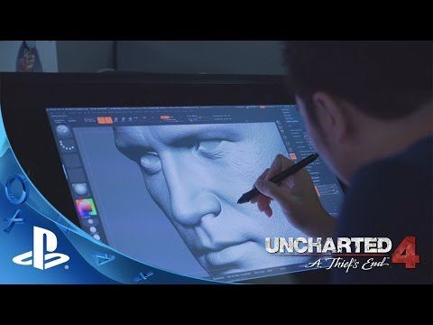 The Making of UNCHARTED 4: A Thief's End – Growing Up With Drake | PS4