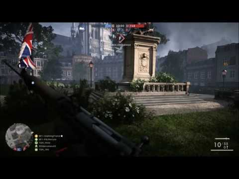 Battlefield 1 - Multiplayer Conquest on Amiens [Gaming Trend]