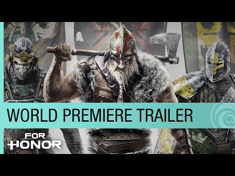 For Honor World Premiere Trailer - E3 2015 [US]