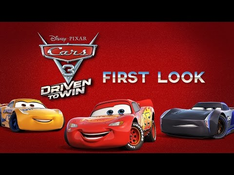 Cars 3: Driven to Win | First Look