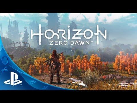 Horizon Zero Dawn - E3 2015 Trailer   PS4
