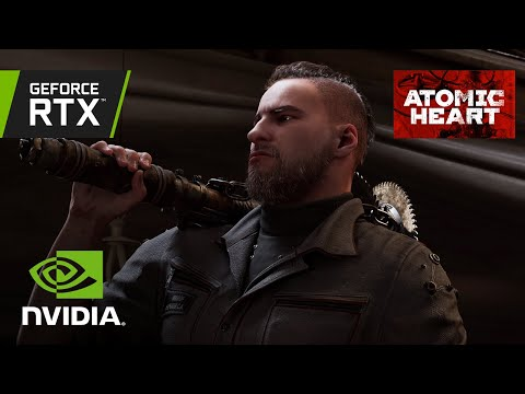 Atomic Heart | EXCLUSIVE GeForce RTX PC Game Reveal