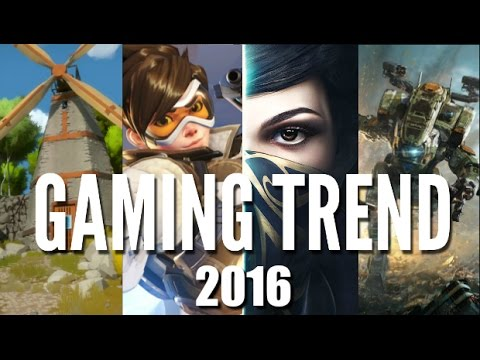 Top 10 Video Games of 2016 [Gaming Trend]