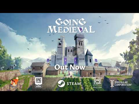 Going Medieval | Launch Trailer
