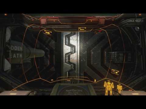 MechWarrior 5: Mercenaries Pre-Alpha Footage (Mech_Con 2016)
