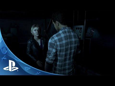 Until Dawn - Launch Date Trailer   PS4